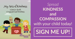My Acts of Kindness Challenge